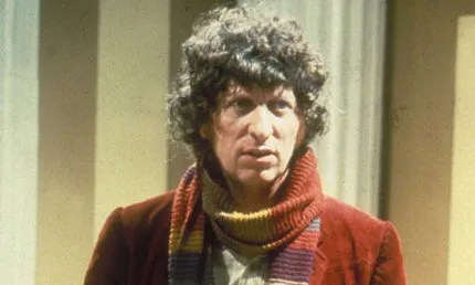 tom baker men scarves