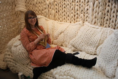 safe house knit installation