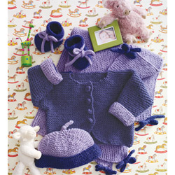 knitted layette ji eaton