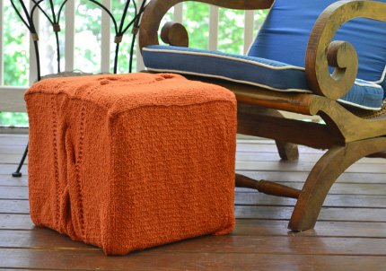 knti footstool classic elite yarns
