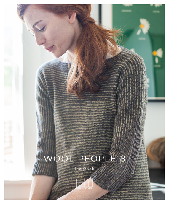 Check out Wool People 8 from Brooklyn Tweed.