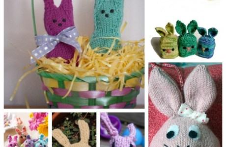 bunny knitting patterns