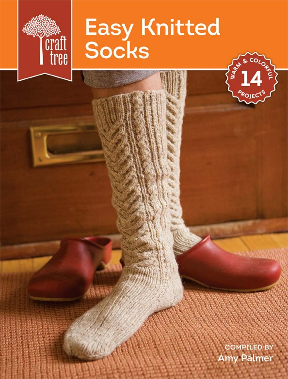 easy knitted socks