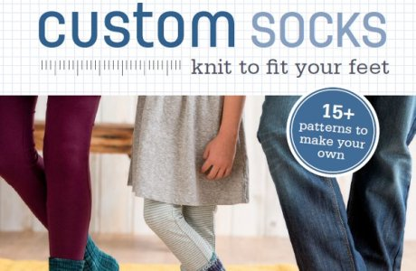 Book Review: Custom Socks