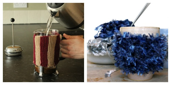 knit accessories to go with your coffee