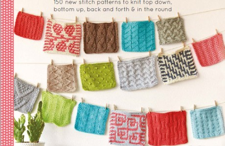 Giveaway: The Knitting All Around Stitch Dictionary