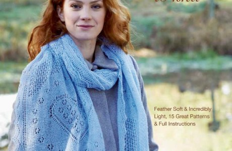 Review: Magical Shetland Lace Shawls to Knit