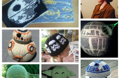 Fun Star Wars Knitting Patterns