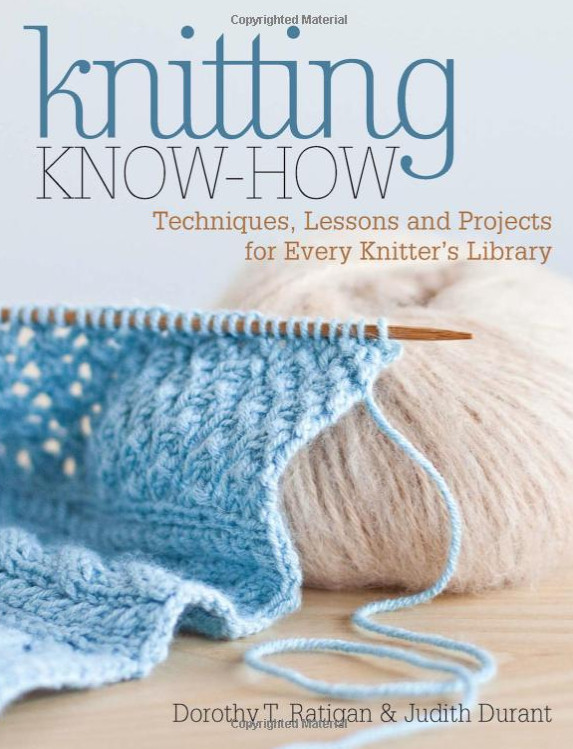 Knitting know-how giveaway
