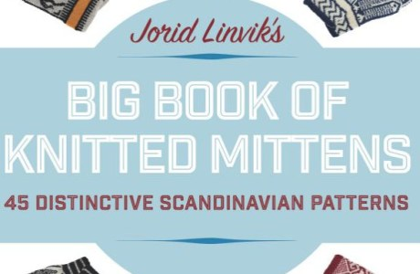 Review: Big Book of Knitted Mittens