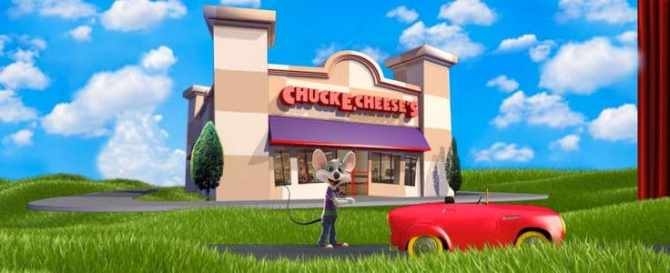 Chuck E Cheese's - Gluten Free Done Right {click the picture to go to the review}