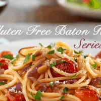 Gluten Free in Baton Rouge Series on Baton Rouge Moms - Bonefish Grill