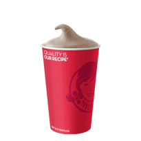 Wendy's Frosty - Wendy's gluten free review at knowgluten.me