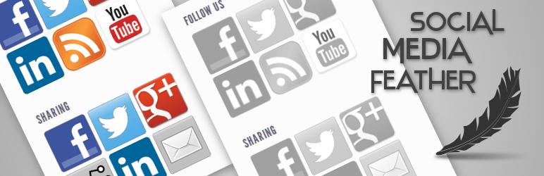 Top 10 Social Media Sharing WordPress Plugins Social Media Feather