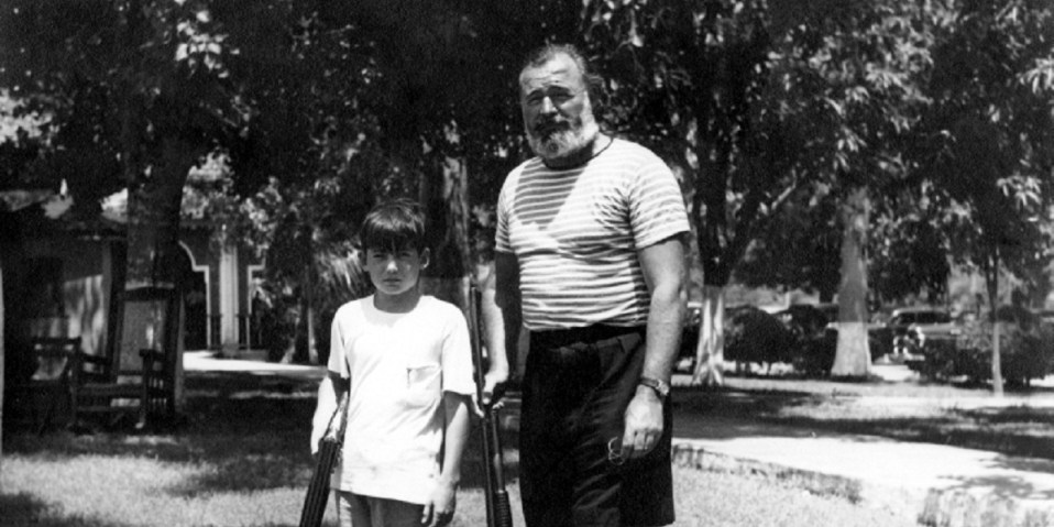 an introduction to the issue of suicide and ernest hemingway Personal struggles and suicide ernest hemingway committed suicide in his ketchum home his father may have had the genetic disease hemochromatosis.