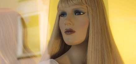 Blond Woman Mannequin