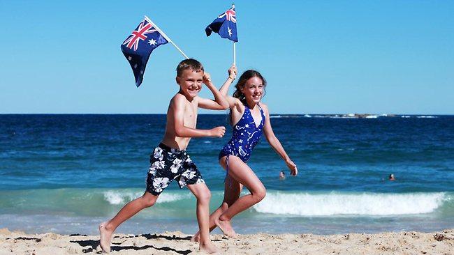 523637-australian-flags