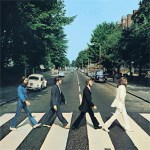 Who's in the Background of the Beatles Abbey Road Cover?