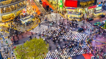 Japan, Where the Streets Have No Name