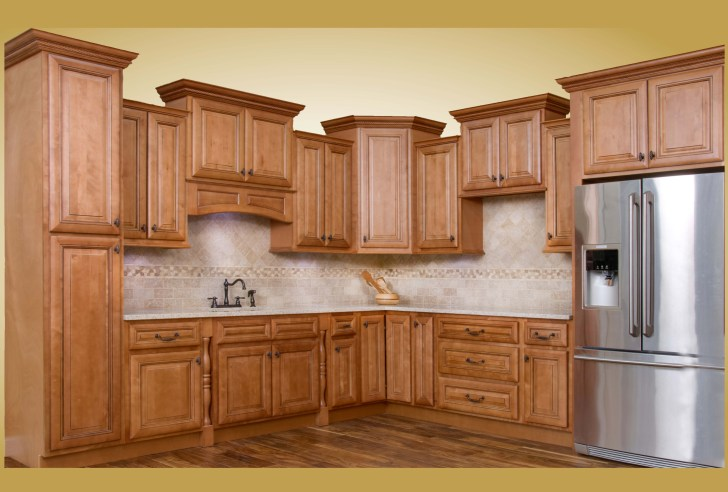 instock cabinets cabinet kitchen Click the door to see a sienna kitchen