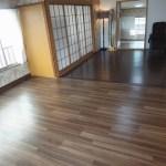 2階の貸会議室を広くした2階エリア。テーブルをと椅子を外すとそのまま着付け教室の会場としてもご利用を頂けます。