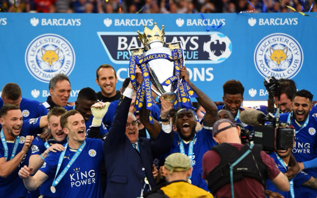 leicester city 2016