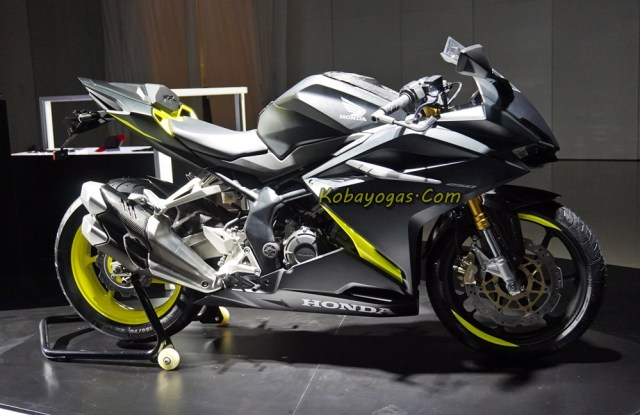 all new CBR250RR modif kobayogas