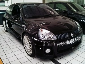 Renault Clio Sport 3.0 V6 Phase 2 Indonesia