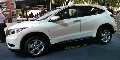 Honda HRV Samping/ Side