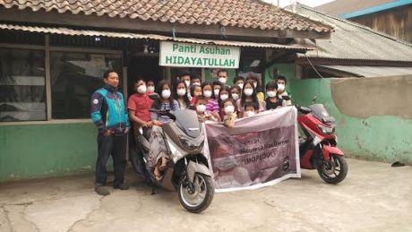 pencinta NMax peduli bencana sumatera 2