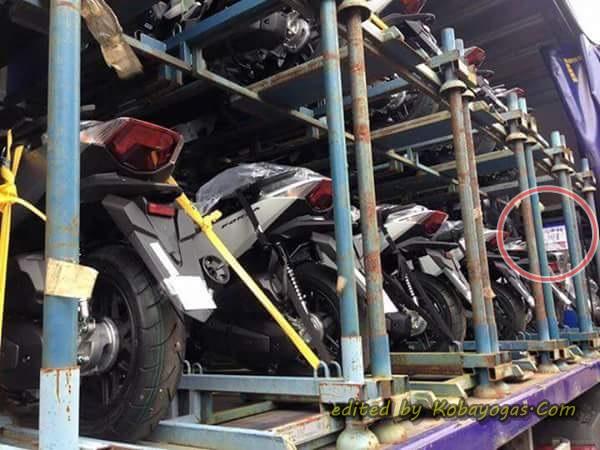 motor nyamping, plang gak jelas bukan bahasa indonesia?