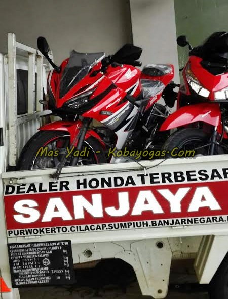 all new honda cbr150r dealer sumpiuh banyumas 2