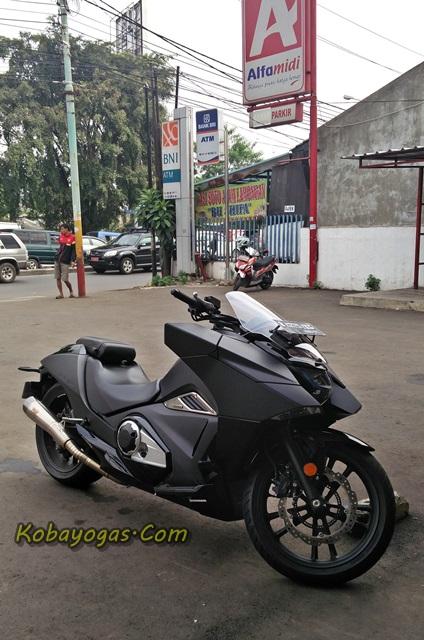 Honda Vultus NM4 750 2 silinder