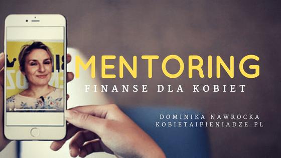 Mentoring finansowy dla kobiet