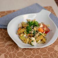Die Mädchenküche kocht #7: herzhafte Bratkartoffelpfanne mit Gemüse