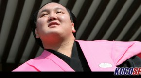 Sumo: Hakuho still standing, zeroing in on spring title