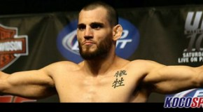 Jon Fitch Out, Robertson returns to face A-Train at UFC on FUEL TV