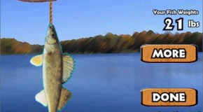 Just Go Fishing! Kindle Fire Edition