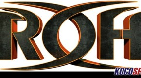 ROH Anniversary Flashback: Homicide vs Morishima ROH World Title
