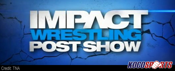 Video: TNA Impact Wrestling – Post Show – 08/09/12 – (Full Show)