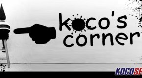 Column: Kocos Corner #19  (Fave 5 Sumo Wrestlers)