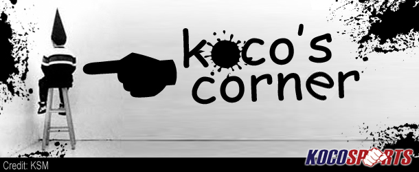 "Column: Koco's Corner #14 – (The Three Combat Sports ""Stars of the Week"" of 8/19 to 8/25 2012)"