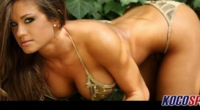 Video: TNA's Brooke Tessmacher turns Zombie at Comic Con 2012!