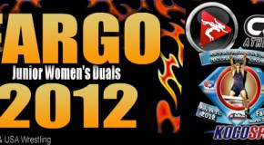 Video: Fargo 2012 – Junior Women's Duals – 07/17/12 – (Full Event Playlist)