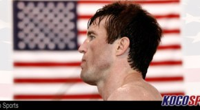 Chael Sonnen facing Forrest Griffin next but still has Jon Jones on his mind