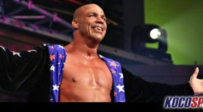 Bas Rutten and Kurt Angle to provide commentary for new MMA promotion on NBC; debut card features Bobby Lashley
