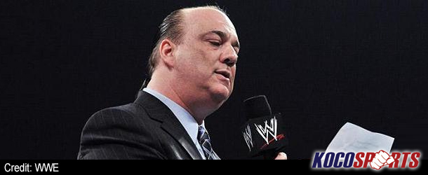 Audio: Paul Heyman comments on WWE, Brock Lesnar, ECW and more!