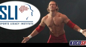 WWE donate $1.2 million to Chris Nowinski's Sports Legacy Institute to help fund research in to concussions and brain injuries