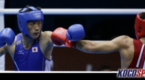 Video: Japanese Olympic Gold Medalist Ryota Murata signs with Top Rank