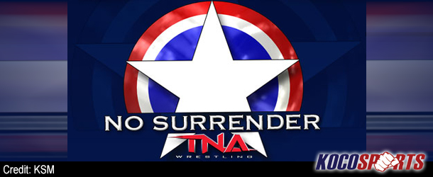TNA No Surrender results – 09/09/12 – (Jeff Hardy wins the BFG series!)